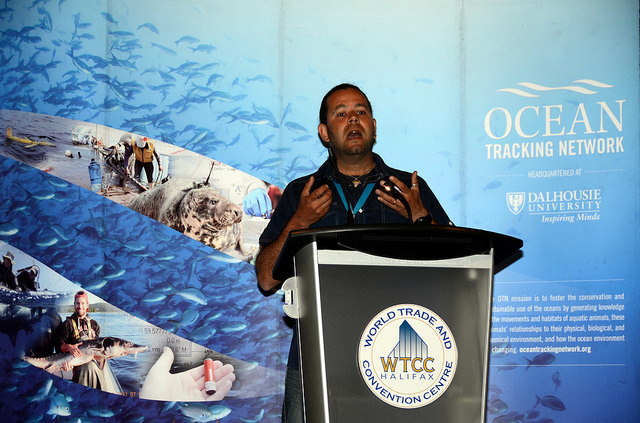 Oceans Research presenting at the 3rd International Conference on Fish Telemetry – Halifax, Canada 12-17 July 2015