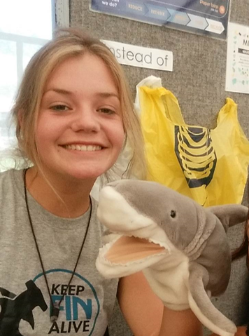 Our interview with Nelson Mandela University Marine Conservation Student, Erin Slattery
