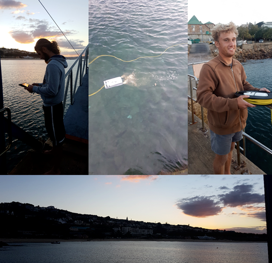 OpenROV Blog Post 3: First Underwater Adventures (and Misadventures) with the Trident in Open Water