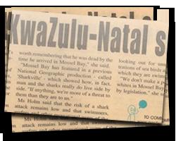 Scientist dissects KwaZulu-Natal shark