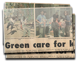 Green care for kids