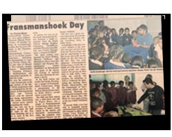 Fransmanshoek day