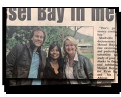 Mossel Bay in Media spotlight