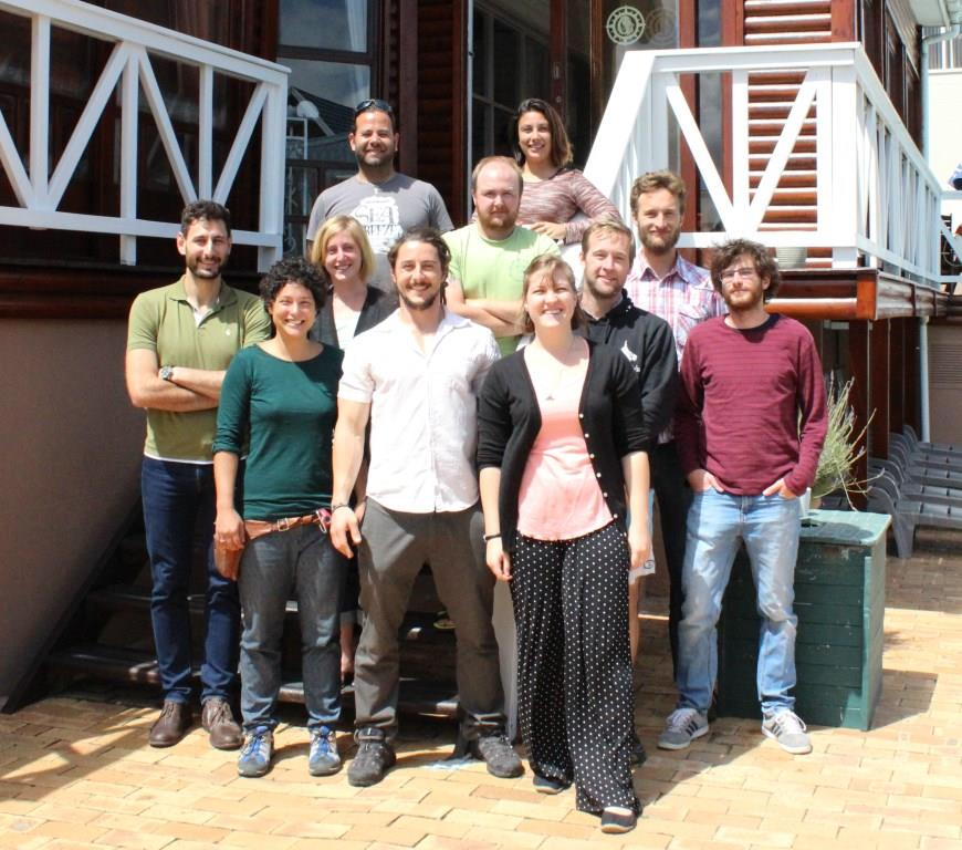 Oceans Research hosts workshop on Animal Social Analysis