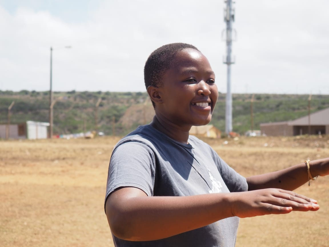 Interview: Oceans Research Outreach Officer, Sophumelela Qoma